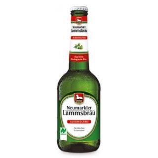 Neumarkter Lammsbräu Alkoholfrei, 0,33 ltr Flasche