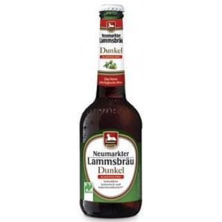 Neumarkter Lammsbräu Dunkel Alkoholfrei, 0,33 ltr