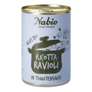 Naba Feinkost Ravioli Ricotta, 400 gr Dose