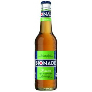 Bionade Kräuter, 0,33 ltr Flasche