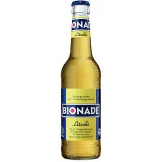 Bionade Litschi, 0,33 ltr Flasche