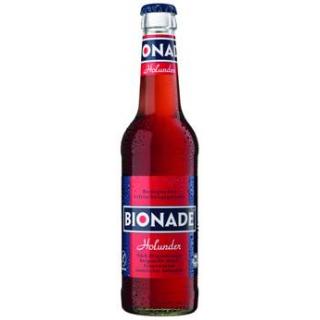 Bionade Holunder, 0,33 ltr Flasche