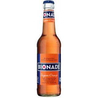Bionade Ingwer-Orange, 0,33 ltr Flasche