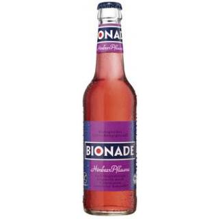 Bionade Himbeer-Pflaume, 0,33 ltr Flasche