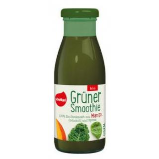 Voelkel Grüner Smoothie Mango Grünkohl Spinat, 0,2