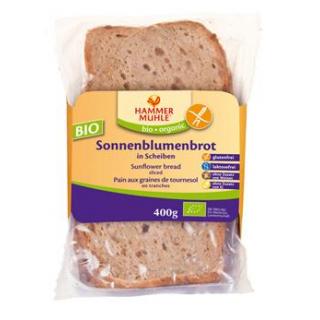 Hammermühle -glutenfrei- Sonnenblumenbrot in Schei
