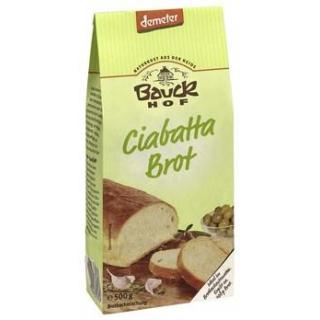 Bauck Hof Ciabatta-Brot, 500 gr Packung