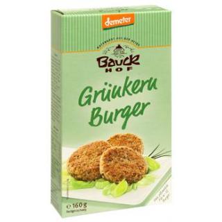 Bauck Hof Grünkern-Burger, 160 gr Packung
