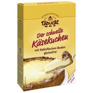 Bauck Hof Käsekuchen, 485 gr Packung