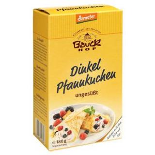 Bauck Hof Dinkel-Pfannkuchen, 180 gr Packung