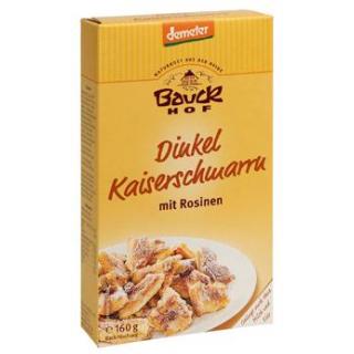 Bauck Hof Dinkel-Kaiserschmarrn, 160 gr Packung