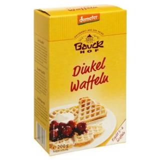Bauck Hof Dinkel-Waffeln, 200 gr Packung