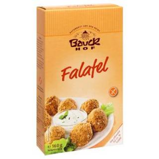 Bauck Hof Falafel, 160 gr Packung -glutenfrei-