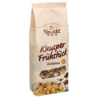 Bauck Hof Knusper Frühstück - Zartbitter, 300 gr P