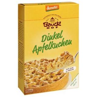 Bauck Hof Dinkel-Apfelkuchen Backmischung, 440 gr