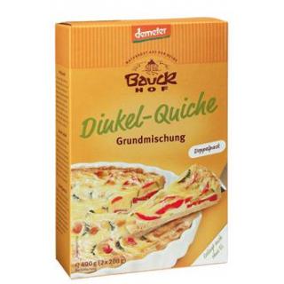 Bauck Hof Dinkel-Quiche Backmischung, 400 gr Packu