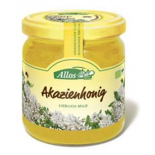 Allos Akazienhonig, 500 gr Glas