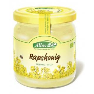 Allos Rapshonig, 500 gr Glas