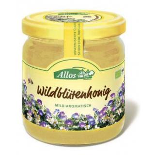 Allos Wildblütenhonig, Brasilien/Nicaragua, 500 gr