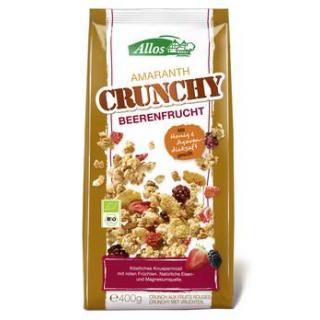 Allos Amaranth Crunchy Beeren, 400 gr Packung