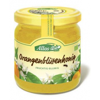 Allos Orangenblüten-Honig, Italien/Spanien, 500 gr