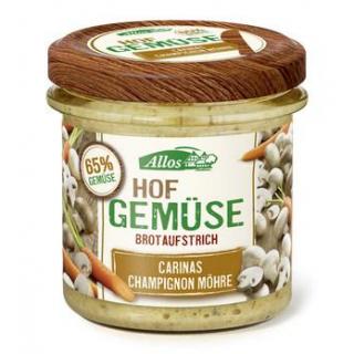 Allos Hofgemüse Carina`s Champignon Möhre, 135 gr