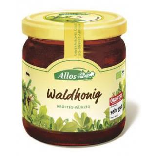 Allos Waldhonig,Italien oder Brasilien, 500 gr Gla