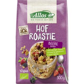Allos Hof Roastie Wildbeere, 300 gr Packung