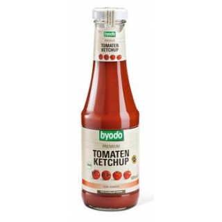 byodo Feines Tomaten-Ketchup, 500 ml Flasche