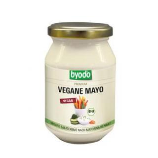 byodo Vegane Mayo 50% Fett,  vegane Salatcreme, 25