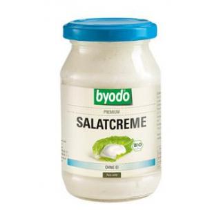 byodo Salatcreme ohne Ei, 250 ml Glas