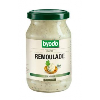byodo Kräuterremoulade, 250 ml Glas