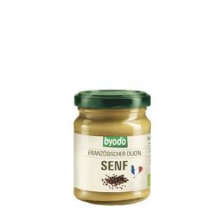 byodo Dijon Senf, 125 ml Glas
