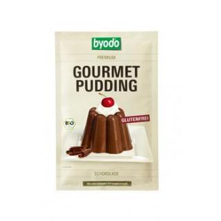 byodo Gourmet Pudding Schoko, 46 gr Beutel