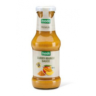 byodo Curry-Mango Sauce, 250 ml Flasche