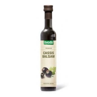 byodo Cassis Balsam, 100 ml Flasche