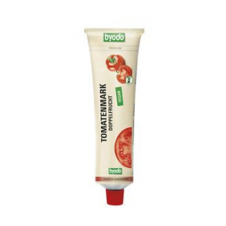 byodo Tomatenmark Doppelfrucht, 28% Trockenmasse,