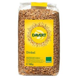 Davert Dinkel, 500 gr Packung