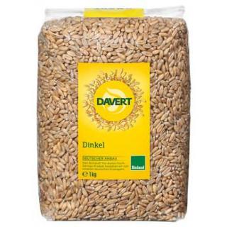 Davert Dinkel, 1 kg Packung