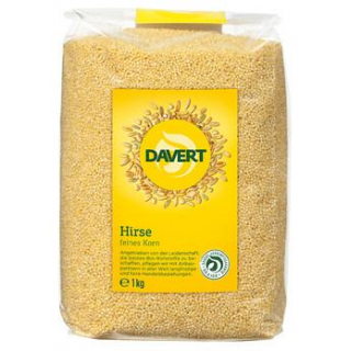 Davert Hirse, besonders feines Korn, 1 kg Packung