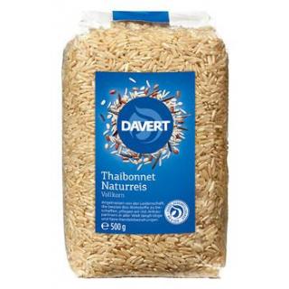 Davert Naturreis Thaibonnet, 500 gr Packung