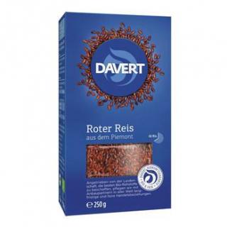 Davert Roter Reis, 250 gr Packung
