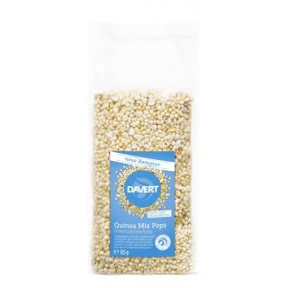 Davert Quinoa Mix Pops, 125 gr Packung