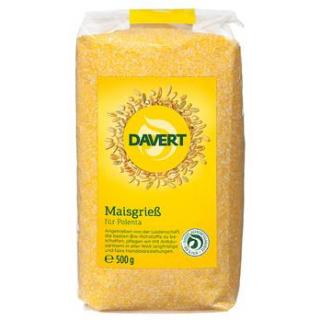 Davert Maisgrieß-Polenta, 500 gr Packung