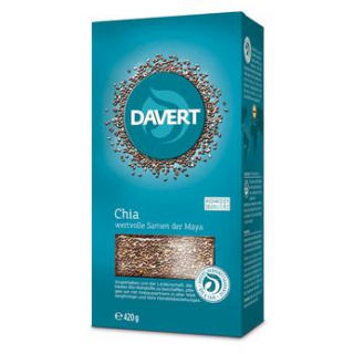 Davert Chia-Samen, 420 gr Packung