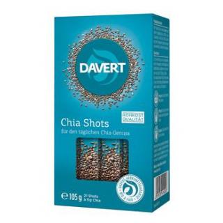 Davert Chia- Sticks Portionsbeutel, 21x 5 gr Stick