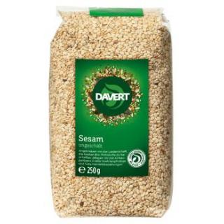 Davert Sesam, 250 gr Packung