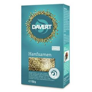 Davert Hanfsamen, 150 gr Packung