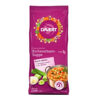 Davert Orientalische Kichererbsen-Suppe, 170 gr Be