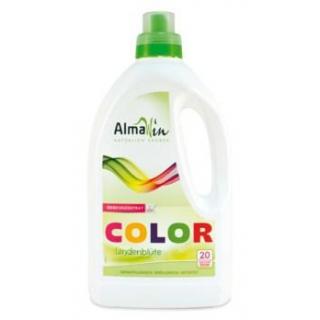 Alma Win Flüssigwaschmittel Color mit Lindenblüten
